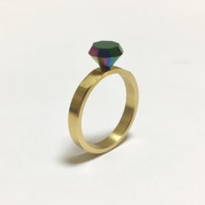 Tazoe/Small Factory Ring