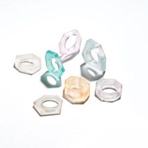 ON glass jewelry